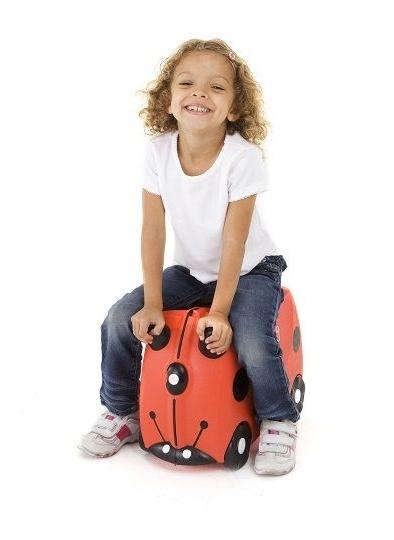 Unisex Çocuk Trunki Bavul